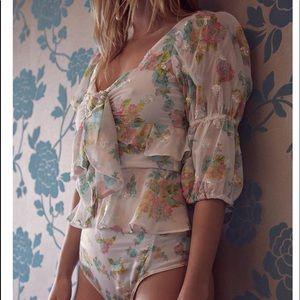 Paradis blouse
